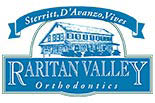 RARITAN VALLEY ORTHODONTICS logo