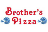 BROTHERS PIZZA - WHITEHORSE logo