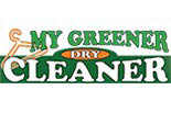 MY GREENER DRY CLEANER logo