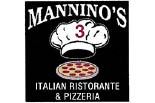 MANNINOS 3 ON 33 logo