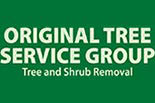 ORIGINAL TREE SERVICE logo