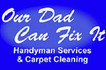 OUR DAD CAN FIX IT logo