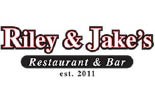 RILEY & JAKE'S  RESTAURANT AND BAR logo