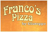 FRANCO'S PIZZA logo