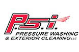 P.S.I. PRESSURE WASHING & EXTERIOR CLEANING LLC logo