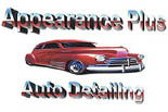Appearance Plus Auto Detail logo