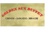 GOLDEN SUN BUFFET logo