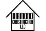DIAMOND CONSTRUCTION logo