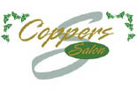 COPPERS SALON logo