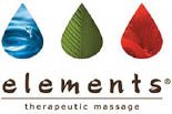 ELEMENTS THERAPEUTIC MASSAGE logo