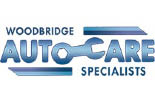 WOODBRIDGE AUTO CARE logo