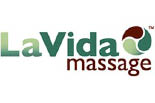 LAVIDA MASSAGE logo