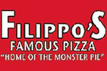 FILIPPO'S FAMOUS PIZZA NEW BRUNSWICK logo