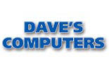 DAVES COMPUTERS logo