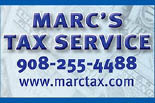 Marc's Tax Service logo