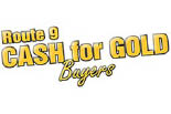 ROUTE 9 CASH 4 GOLD logo