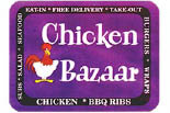 CHICKEN BAZAAR logo