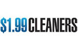 $1.99 Cleaners logo
