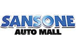 SANSONE AUTO MALL-Chrysler logo