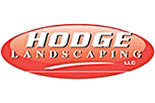 HODGE LANDSCAPING logo