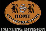 RSR HOME CONSTRUCTION logo