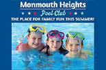 MONMOUTH HEIGHTS POOL CLUB logo