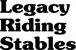 LEGACY RIDING STABLES logo