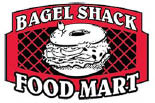 BAGEL SHACK & FOOD MART logo