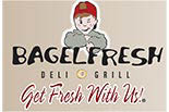 BAGEL FRESH logo