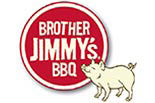 BROTHER JIMMY'S BBQ logo