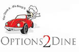 OPTIONS 2 DINE logo