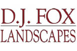 D.J. FOX LANDSCAPES logo