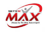 MAX FITNESS OF WEST WINDSOR logo