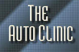 THE AUTO CLINIC logo