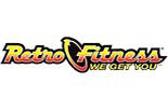RETRO FITNESS/NORTH BRUNSWICK logo