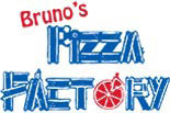 BRUNO'S PIZZA FACTORY logo