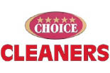 Choice Cleaners logo
