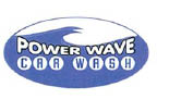 Powerwave Car Wash logo
