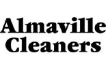 Almaville Cleaners logo