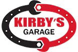 Kirby's Garage logo
