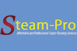 Steam Pro Carpet logo