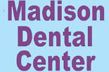 MADISON DENTAL CENTER logo