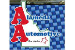 KEN'S ALAMEDA AUTOMOTIVE logo
