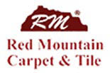 RED MOUNTAIN CARPET & TILE logo