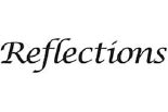 REFLECTIONS HAIR & NAIL DESIGN logo