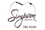 SIMPSON DENTAL logo