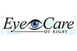 EYE CARE OF RIGBY logo