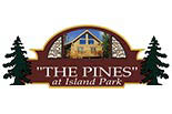 THE PINES AT ISLAND PARK logo