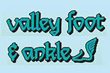 VALLEY FOOT & ANKLE logo