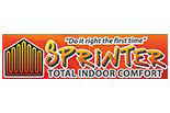 SPRINTER HEATING logo